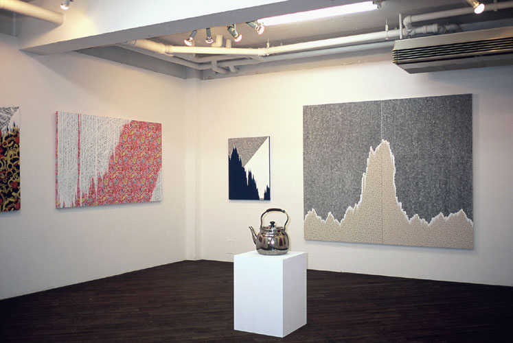 Installation view Toki Art Space 2011